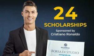 Cristiano Ronaldo Scholarship — How To Apply For the Cr7 eCampuse Program