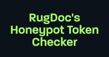 Honeypot Token checker: How To Detect A Fake Coin, how to use honeypot contract