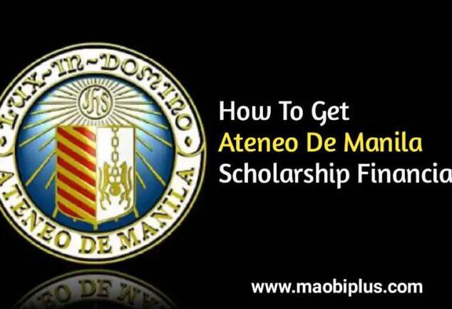 How To Get Ateneo de Manila university Scholarship Financial