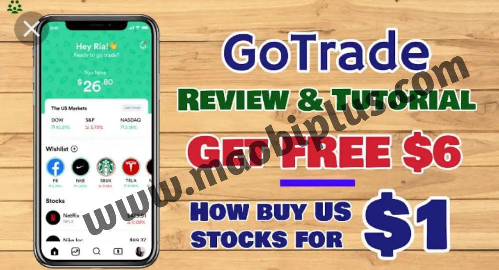 GoTrade Review   How to buy US stocks Using Saxo TraderGO