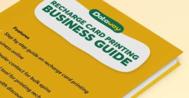 How To Start Recharge Card Printing Business Without Any Printing Machine/Software