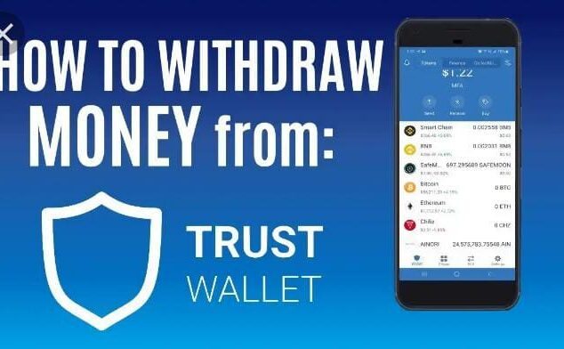 How to Withdraw Money from the Trust Wallet to Bank Account