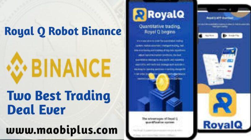 Royal Q Robot Binance: Best Trading Deal Ever