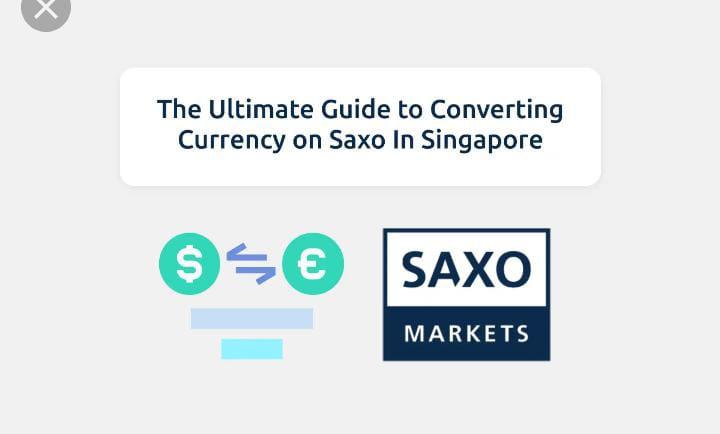 Saxo TraderGO